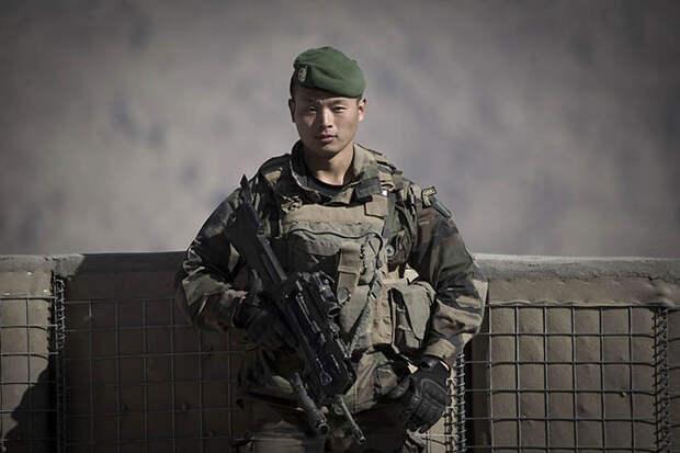 Французский иностранный легион - вчера и сегодня