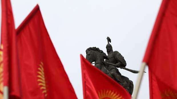"""Киргизия на пороге """"цветной революции"""""""