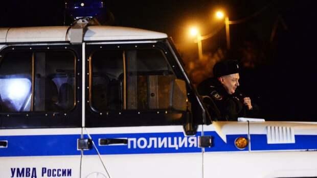Полиция задержала ворвавшегося на территорию резиденции посла США в Москве водителя