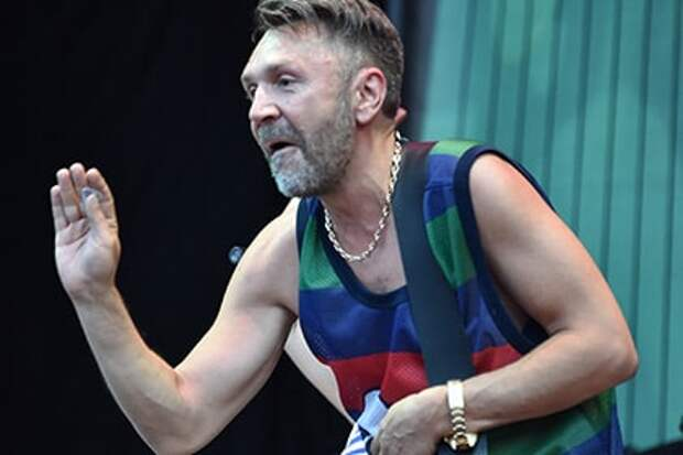 На Сергея Шнурова подали в суд за мат на концерте