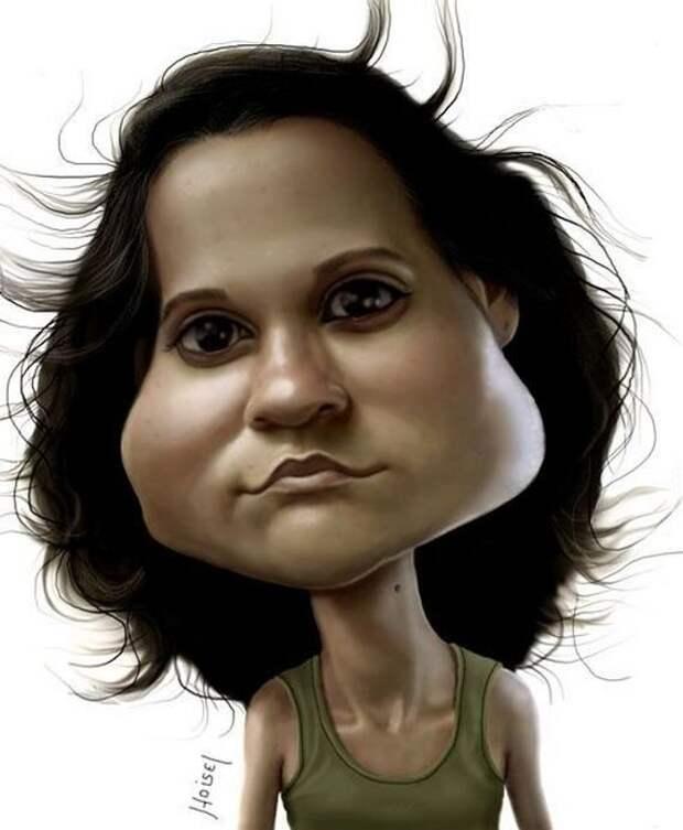 Тиаго Хойсел художник из Бразилии