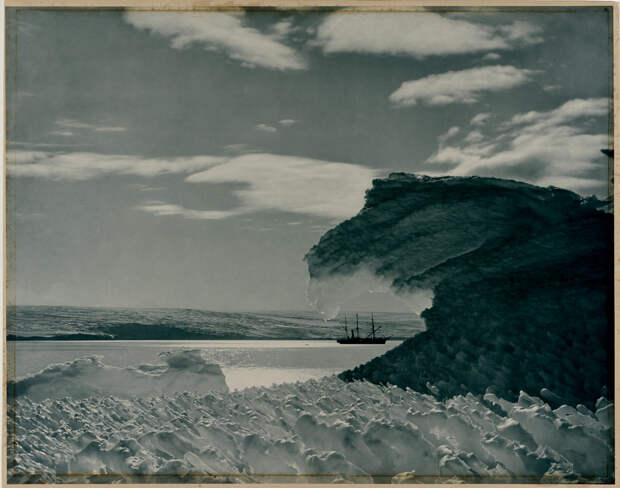 Первая Австралийская антарктическая экспедиция в фотографиях Фрэнка Хёрли 1911-1914 1