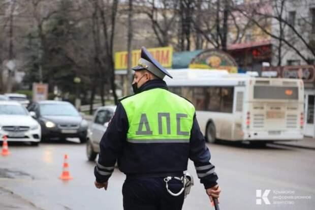 В Симферополе задержали водителя, купившего права за 32 тысячи рублей