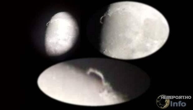 Мосты на Луне