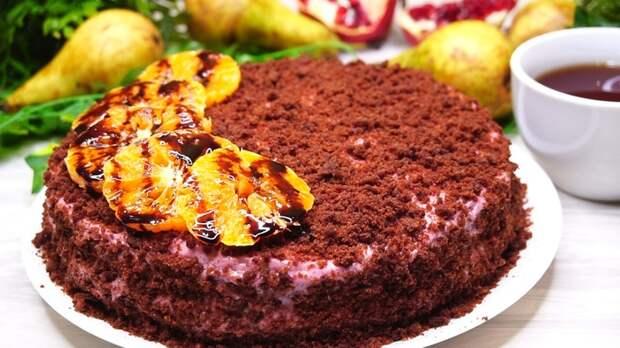 Постный шоколадный торт Рецепт, Торт, Видео, Видео рецепт, Еда, Кулинария, Длиннопост, Постные блюда