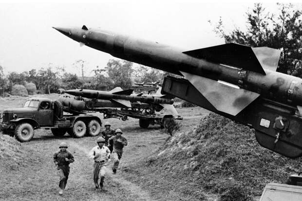 Как агенты ЦРУ хитростью раздобыли секреты комплекса С-75 во Вьетнаме