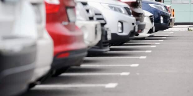 Проспект Мира стал лидером по числу эвакуаций транспорта за неправильную парковку