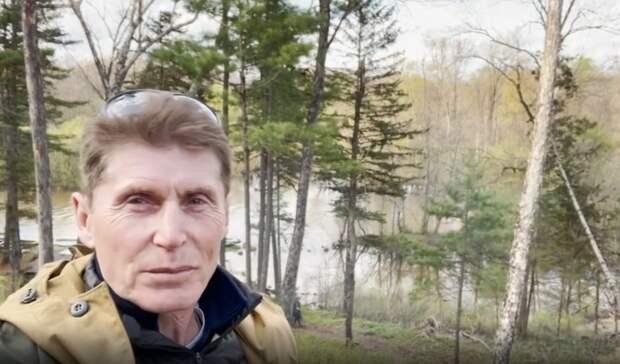 Олег Кожемяко отправился втаёжную поездку потропе Арсеньева вПриморье