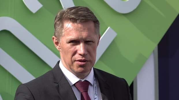 Мурашко назвал причину роста заболеваемости COVID-19 в России