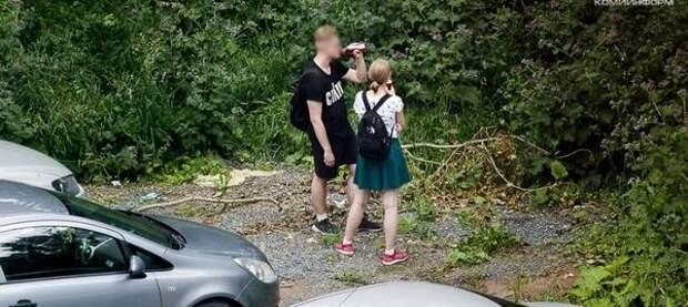 В Усть-Куломе двое детей наелись ядовитых листьев на улице