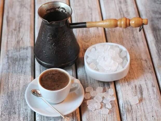 Кофе с солью. \ Фото: samiysok.com.