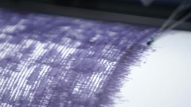 Землетрясение магнитудой 4,7 произошло у берегов Итурупа