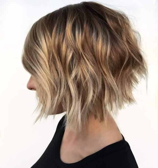15 рваных стрижек 2021: соблазнительные идеи на любую длину и структуру волос