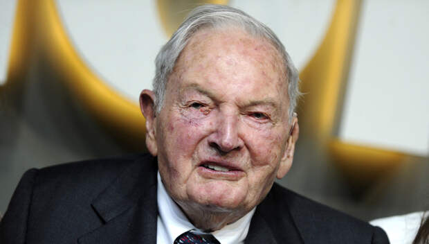 Миллиардер Рокфеллер скончался в возрасте 101 года