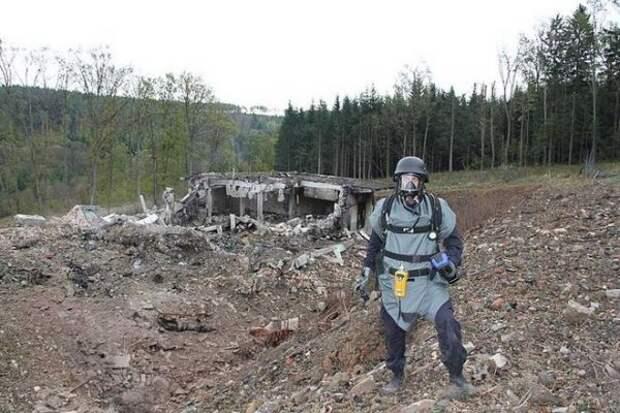 Глава МВД Чехии раскрыл подробности взрывов вВрбетице
