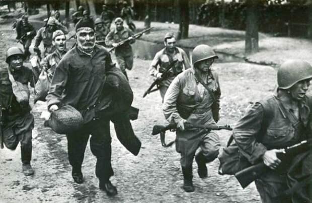 Кадр из фильма *Отец солдата*, 1964 | Фото: film.ru