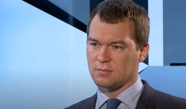 Дегтярев приехал в Индустриальный район Хабаровска с проверкой