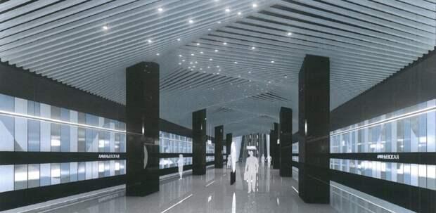 В районе Очаково-Матвеевское появится вторая станция метро
