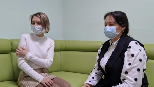 Планирующих беременность женщин начали прививать от COVID-19 в Чувашии