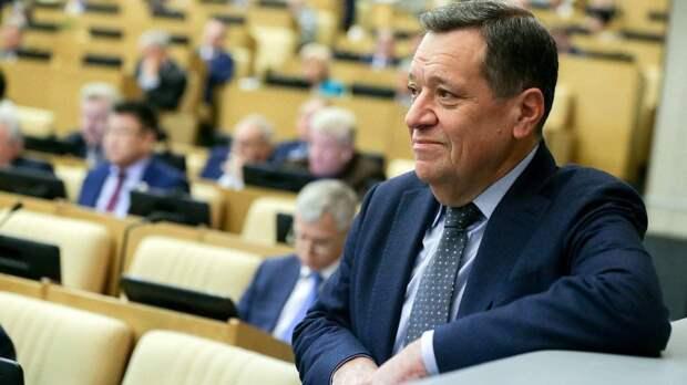 Рязанский губернатор поздравил депутата Госдумы с днём рождения