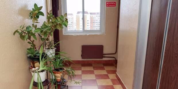 В подъезде дома на Костромской восстановили освещение