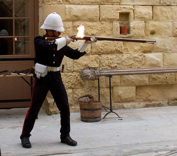 Убийственная «смуглянка». Самое результативное ружье с кремневым замком в истории войн