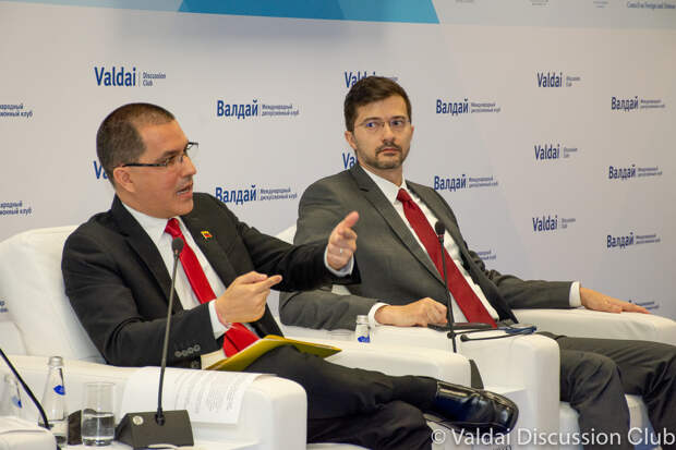 Боливарианская Республика и империя Соединённых Штатов: министр иностранных дел Венесуэлы рассказал о борьбе страны за суверенитет