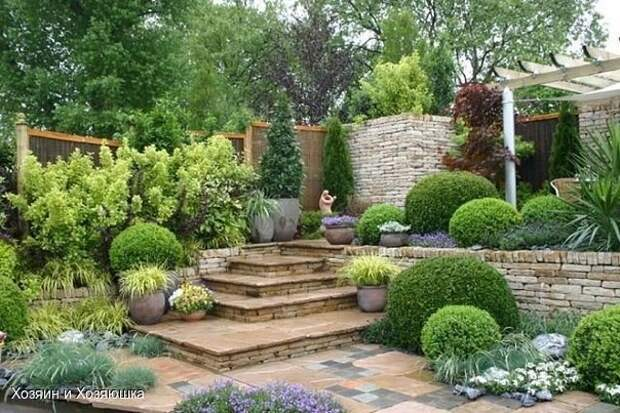 Планируем садовый участок рационально. Наши советы.