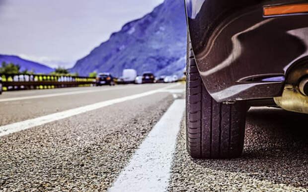 Как правильно останавливаться на трассе – не всё так просто