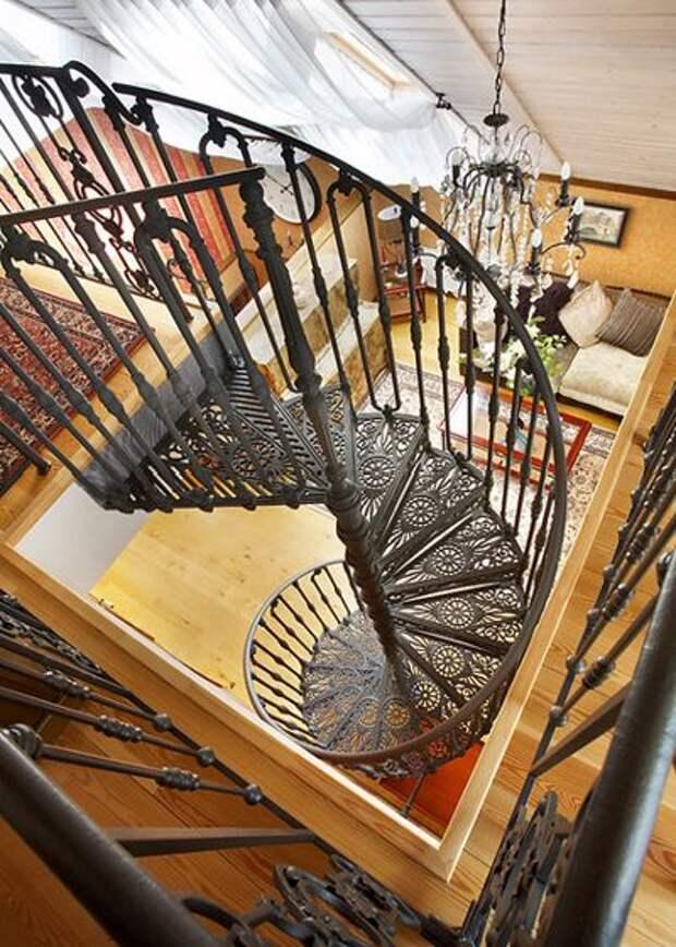 Классический Лестница by Bureau Architectural Sequence