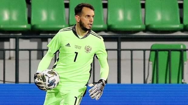 Черчесов объяснил замену Гильерме в перерыве матча с Сербией