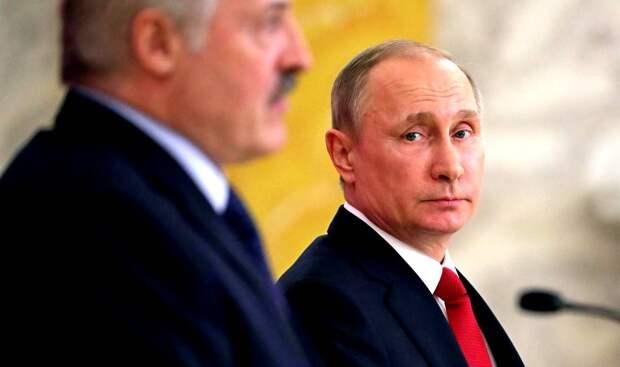 Лукашенко обязан Путину жизнью