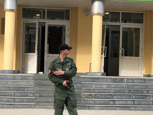 Озвучены основные меры по противодействию «колумбайнерам»
