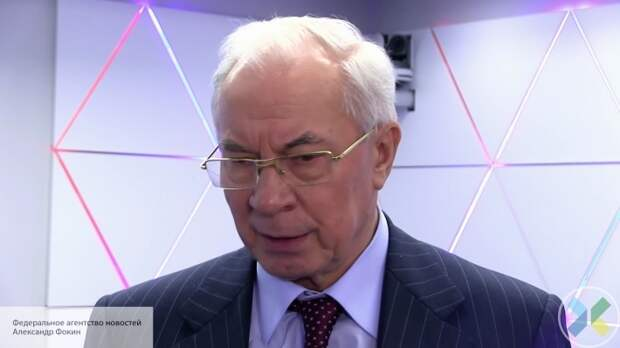 Азаров раскритиковал Кравчука за позицию по России
