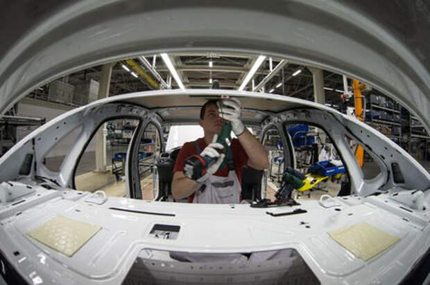 Минэкономразвития проанализировало кризис в автопроме