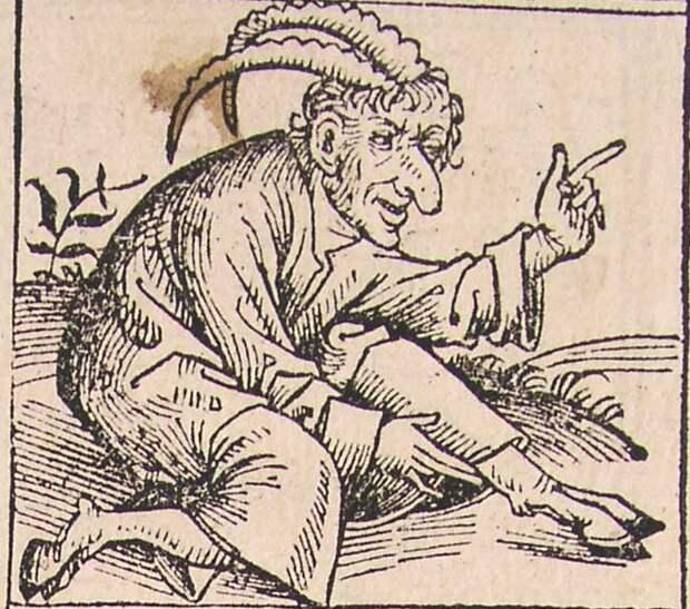 Иллюстрации к нюренбергской хронике 1493 года