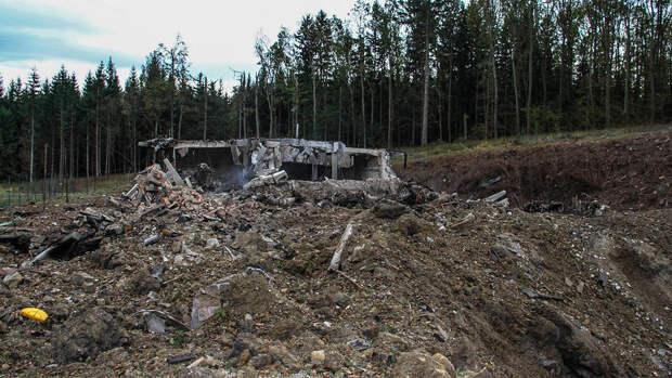 Чехия намерена потребовать от РФ миллиард крон за взрывы во Врбетице