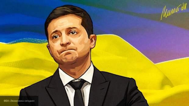 Зеленскому пригрозили войной и распадом Украины