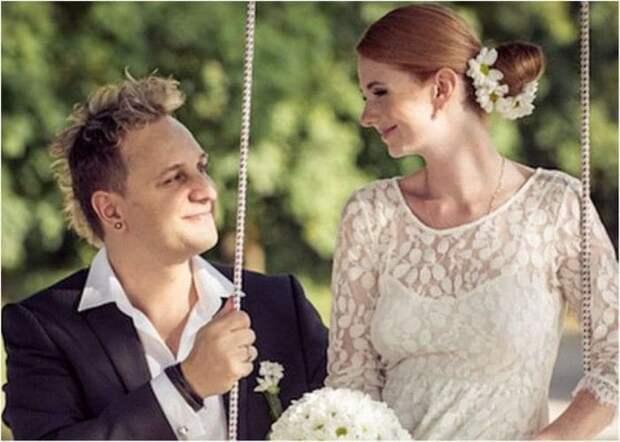 Певица с мужем | Фото: uznayvse.ru
