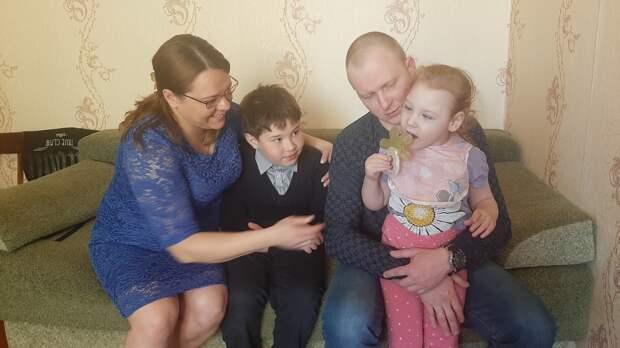 В Тульской области семья с тяжелобольным ребенком не может получить законное жилье