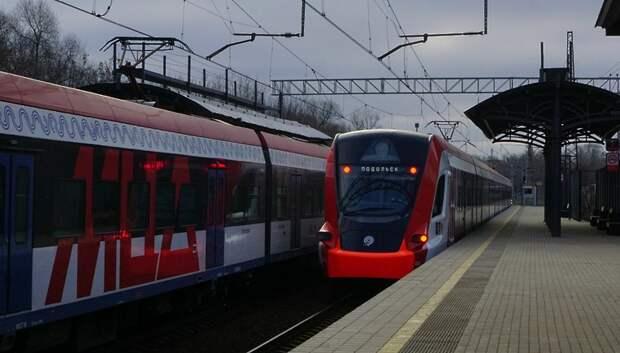 Станция МЦД Курьяново откроется в июне