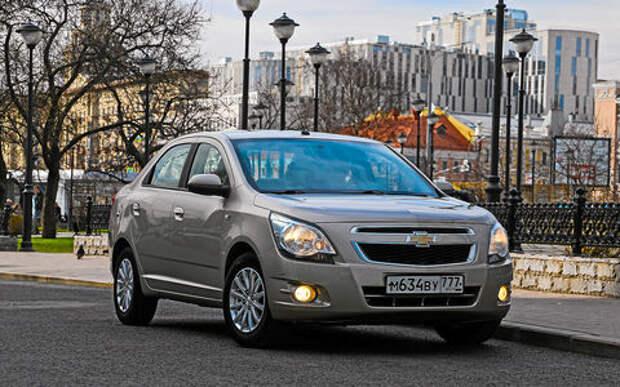 Chevrolet Cobalt: на 116 тыс. км что-то случилось. Наконец-то!