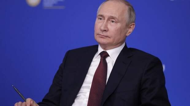"""""""Это просто бред, сапоги всмятку"""". Путин ответил Западу на все обвинения сразу"""