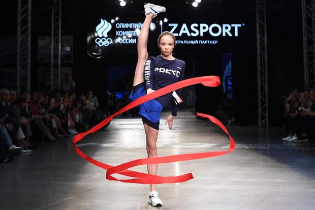 МОК одобрил дизайн формы сборной России на Олимпиаде в Токио