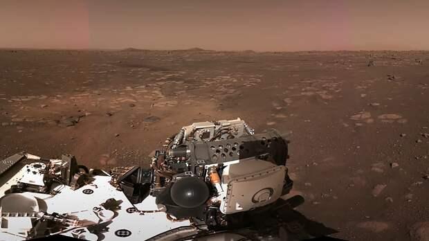 НАСА: из атмосферы Марса впервые получен кислород