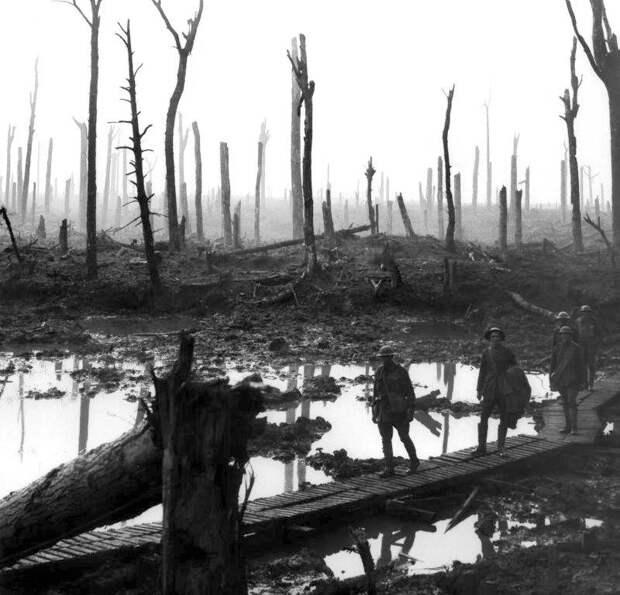 Кровавый конец битвы при Пашендейле