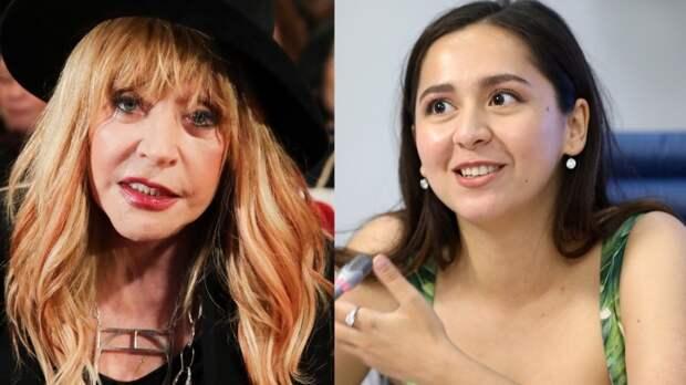 Певица Манижа сравнила себя с Аллой Пугачевой