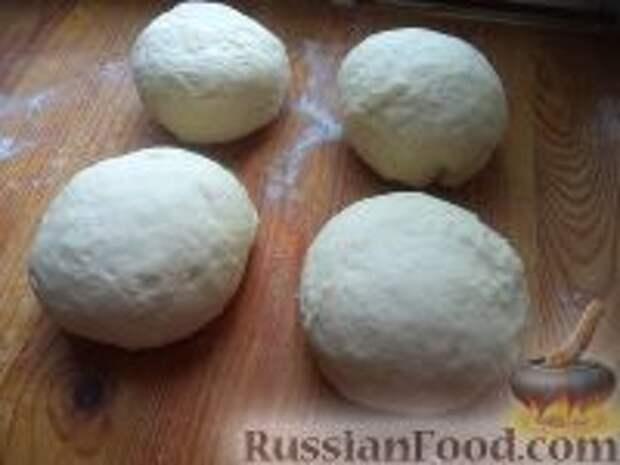 Фото приготовления рецепта: Хачапури (1) - шаг №10