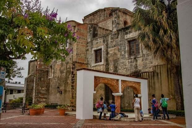 Прогулки по Санто-Доминго