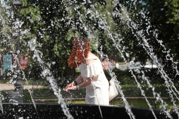 32-градусная жара наступит в Нижегородской области